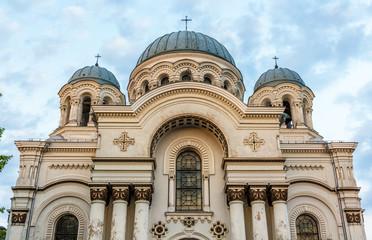 St. Michael the Archangel church in Kaunas, Lithuania