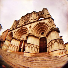 cathedral of Cuenca, Spain