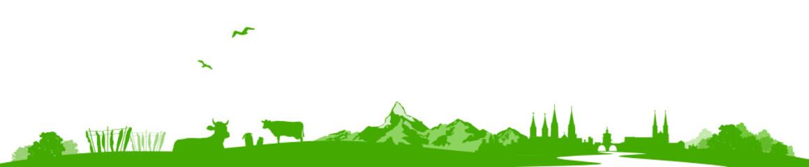 Skyline Schweiz