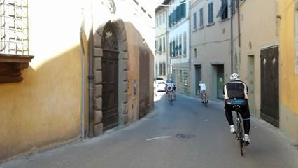 Ciclisti in città