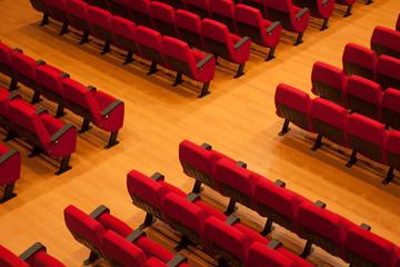 La platea di un cinema