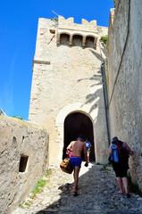 Fortress of St. Nicola, tremiti, Italy
