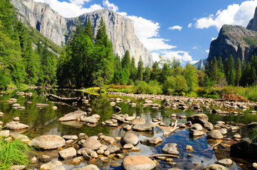 Yosemite national park. California. USA.