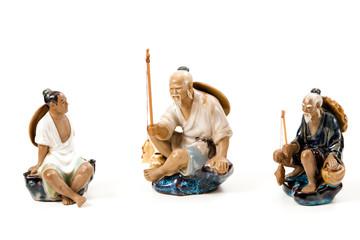 Statuine di Pescatori