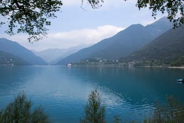 Ledro lake, Italy
