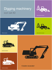 Digging machinery