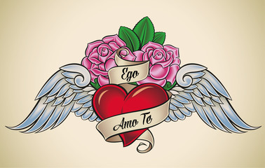 Ego Amo Te (I Love You)