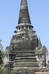 Wat Phra Sri Sanphet - Ayutthaya historical park temples