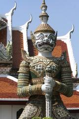 Image of Sahat Decha Wat Arun temple, Bangkok Thailand