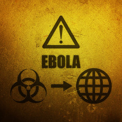 Ebola - warning global pandemic threat