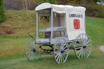 18th Century Ambulance