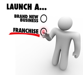 Launch Franchise or Brand New Business Entrepreneur Start Compan