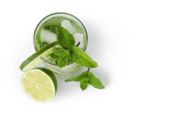 fresh classic long drink mojito