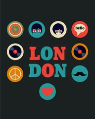 pop London poster