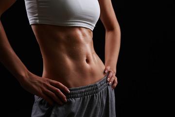 Sporty figure