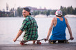 Skateboarding is not for everyone - 71627065