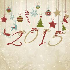 Happy New Hear - Merry Christmas