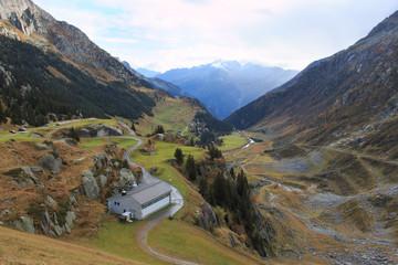 valle di Goschenen - Svizzera