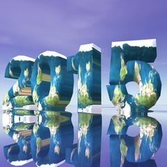 2015 - planète terre