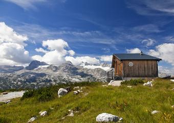 Dachstein Gletscher-Massiv, Österreich
