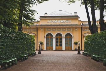 Russian state academic drama theater of a name of A.S. Pushkin 1