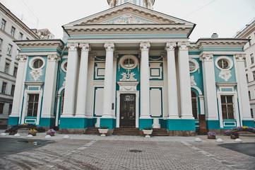 Sacred Ekaterina's Armenian Apostolic church 1137.