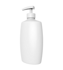Soap Plastic Bottle