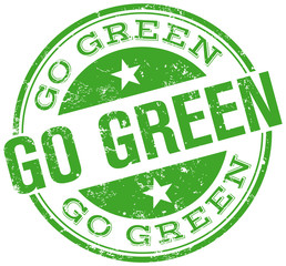 go green stamp