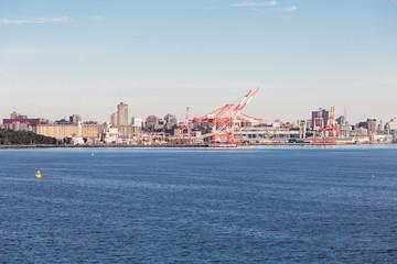 Industrial Port of Halifax Nova Scotia