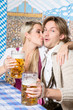 Bayerisches Paar