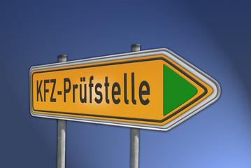 Kfz-Prüfstelle