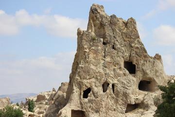 Монастырь-скала в Гёреме
