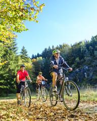 Senioren-Radtour