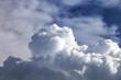 canvas print picture - Wolkenformation  © Matthias Buehner