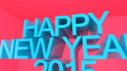 Happy New Year 2015 Celebration
