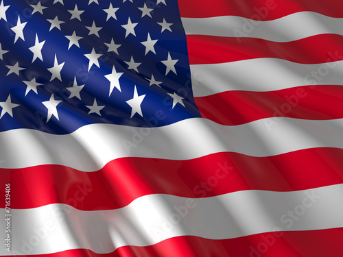 canvas print picture old glory