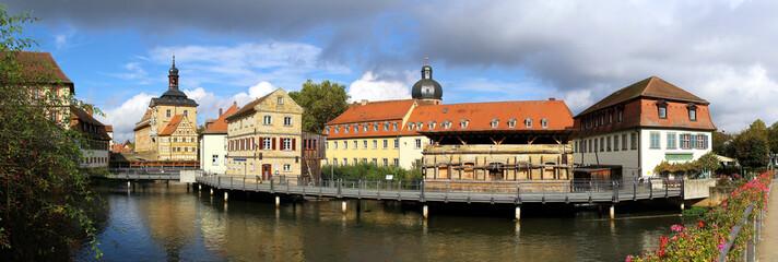 Bamberg und seine Insel