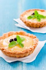 Small Lemon Pies