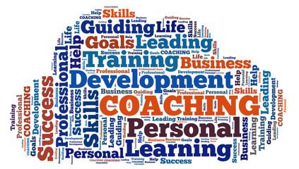 Coaching Tagcloud