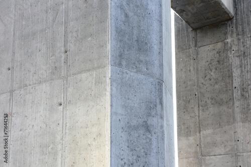 Betonowe tło, surowe,nowoczesne - 71644253