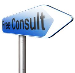 free consult