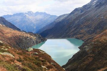lago di Goscheneralp - Svizzera