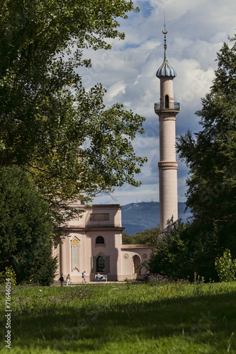 canvas print picture Moschee