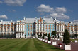 Постер, плакат: The Catherine Palace in the town of Tsarskoye Selo Pushkin St