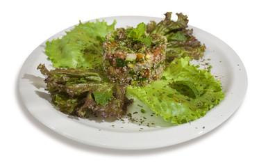 Salad fatouch Arabic cuisine