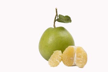 White grapefruit.