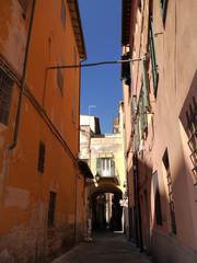 Antigua Calle, Pisa, Italia