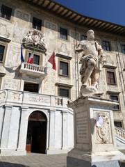 Palazzo della Carovana, Pisa, Italia