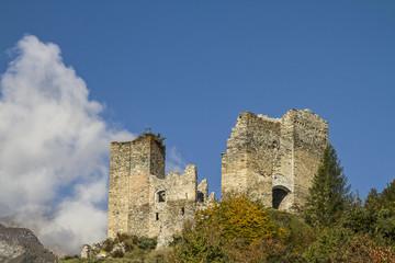Ruine Tschanüff
