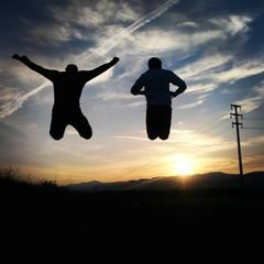 Uçuyoruz